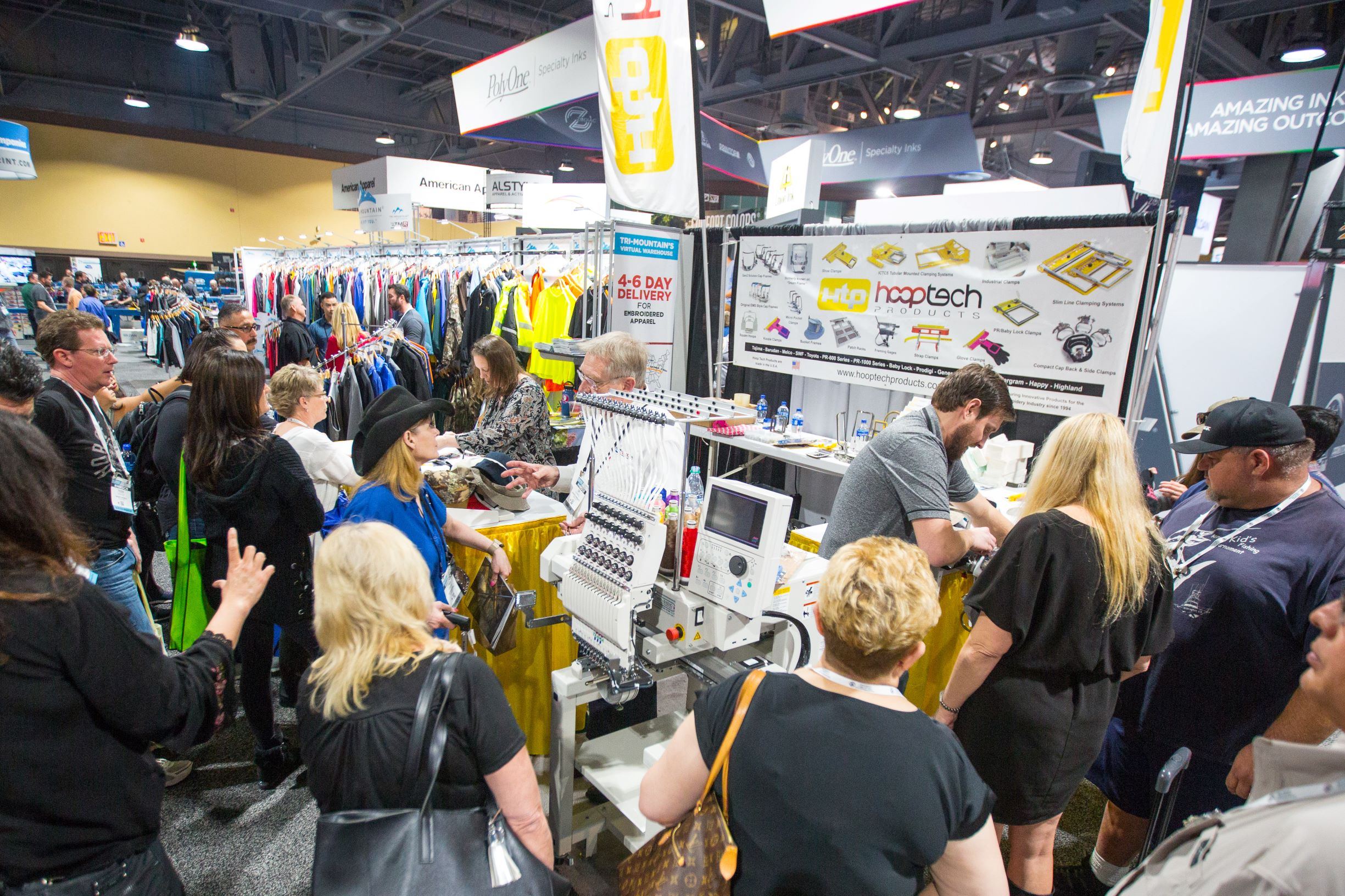 ISS Fort Worth | Leading Decorated Apparel Show & Conference